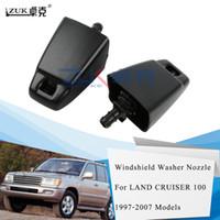 ZUK 브랜드의 새로운 헤드 라이트 와셔 노즐은 헤드 램프 와셔 물은 도요타 랜드 크루저 (100) 1998-2007 LC100를 들어 제트 85044-60060 스프레이