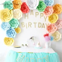 Wholesale Diy Birthday Wall Decorations For Sale