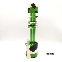 Fresh Popular Latest Design Silicone Pipe Water Pipes Dab Ri...