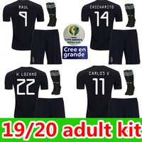 2019 Copa America Mexico Soccer Jerseys Adult kit Men Full S...