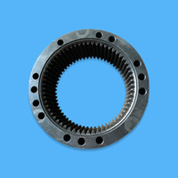 Ring Gear 203-26-61110 for Swing Motor Assembly Gearbox Fit KOM Excavator Digger PC100-6 PC120-6 PC128UU-1 PC128US-1 PC128UU-2