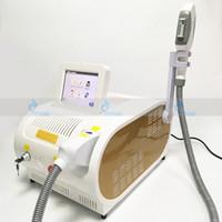 5 مرشحات Elight Opt SHR E-Light IPL آلة الليزر إزالة الشعر دائم الجلد إزالة الجلد تصبغ آلة إزالة حب الشباب الأوعية الدموية