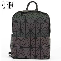 KAISIBO New Backpacks Women Geometric Casual Backpack Diamon...