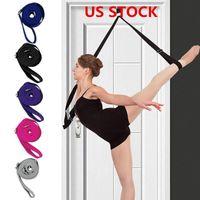 Nosotros stock, Pierna Camilla Ballet de la venda del estiramiento de bandas colgantes Correa FY6149 danza gimnasia Ejercicio de Entrenamiento en Casa o en el gimnasio del pie estiramiento
