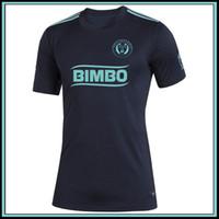 2019 мужчин MLS Фарел Филадельфию Юнион ВМС трикотажных изделий футбол рубашка 19 20 мл Парели Филадельфия Юнион ВМС трикотажных изделий футбола трикотажных изделий