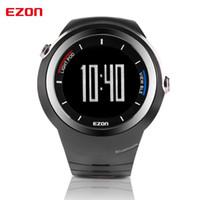 EZON S2 Bluetooth 4.0 Sports SmartWatch Call Herinner Stappenteller Stappen Counter Calorieën Heren Smart Watch voor iOS en Android