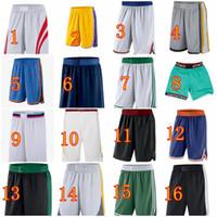 Tune Kadro Basketbol Kısa Mens 2021 Takım Koleji Basketbol Hafif Nefes Alabilir Basketbol Şort Takviyeler