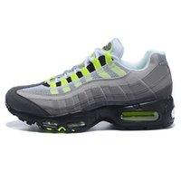 쿠션 2,019 디자이너 신발 도매 실행 신발 남성 OG 스니커즈 부츠 정통 95S 새로운 걷기 할인 스포츠 신발 크기 40-46