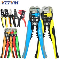 Hand Pliers Multitool pliers automatic stripper for cable wi...