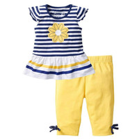 2019 New Girls Clothing Sets Baby Kids Clothes Suit Children...