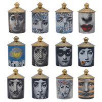 Candelieri a mano incenso vaso candele Lina Viso Coppa Soggiorno studio Ornamenti Home Decor Mestieri