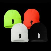 Europe and the United States New Popular Hip Hop Knit Hat Ca...