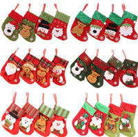 31 Designs Christmas Stockings Gifts Bag Candy Bag Christmas...