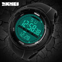 SKMEI Fashion Simple Sport watch Men Military Watches Alarm ...