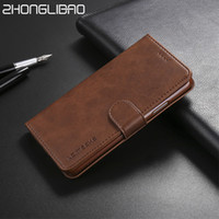 Leather A20e Magnetic Flip Case for Samsung Galaxy A90 A80 A...