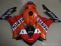 Carene ABS per iniezione di qualità OEM per Honda CBR1000RR 2009 Kit carene 2009 CBR 1000 RR 08 09 10 11 GD24