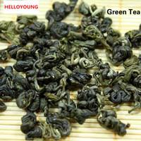 Extra Tè 500g organico cinese di alta qualità Biluochun tè verde della nuova molla del tè verde Food preferita Vendite dirette della fabbrica
