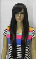 Parrucche da donna parrucche senza cappuccio sintetiche per capelli ricci lunghi parrucche da donna