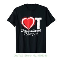 Occupational Therapy Love Ot Rehab Therapist Tshirt Gift T- s...