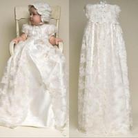 2020 Beach Flower Girl Vestidos Jóia Pescoço Lace Boho Primeiro Vestido de Comunhão para Menina Alta Low A-Line Kids Wedding Dress