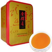 104g Chinese Bio Schwarzer Tee JinJunMei Eisenkasten loser reifer Tee Health Care neuer Gekochter Tee Gesundes Grün Food Factory Direct Sales