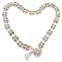 Nuevo estilo de moda de la cintura argent restauración metálica borla cadena del vientre de la cadena de cadena de cuerpo encanto castellana regalo de la joyería antiguas formas
