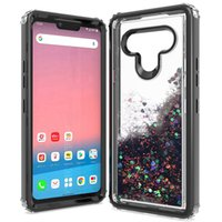 per iPhone 12 11 Pro Max XR Caso XS Max 6 7 8 Plus SE 2020 Nuovo antiurto Liquid Phone