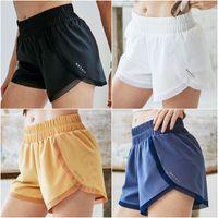 TH417 Йога короткие брюки женские бегающие шорты дамы повседневные наряды йоги взрослые спортивные одежды девушки тренировки фитнес одежда