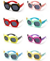 a0a0bc9d4146 Wholesale kids eyeglasses silicone for sale - Group buy Fashion Children  Polarized Light Sunglasses Cut Cartoon
