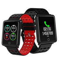 New F3 smart watch 1. 44 color screen heart rate blood pressu...