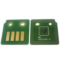 4ピース/セットオリジナルリセット7800トナーチップ用ゼロックスPhaser C7800 Phaser7800 106R01571 106R01572 106R01572 106R01572カートリッジリセット