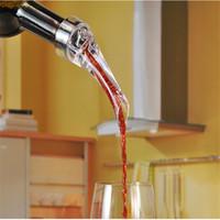 Vin rouge Mini Magic verseurs aérateur bouteille de vin Decanter épreuve des fuites d'outils de filtre acrylique pour la fête du vin haut de gamme Aérateur Verseur A07