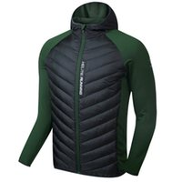 Herren winter Outdoor Sport Baumwolle Warmen Mantel KELME K16R6004