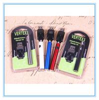 2021 Vorwärme VV Batterieladegerät Kit 350mAh Vorwärmen Vertex LO Variablen Spannungsstift Batterie für CE3 TH105 Vape Dicke Öl Keramikkartuschen