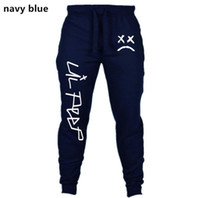 Lil Peep Print Long Pants Mens Womens Casual Long Trousers J...