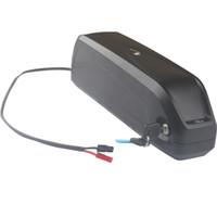 Mit Netzschalter und 5V USB Buchse 52V 14AH Hochwertiger E-Bike Umbausatz mit Akku für 450W bis 1000W Motor mit Ladegerät
