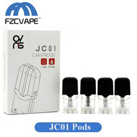 100% Original OVNS JC01 Pod Cartridge 0. 7ml Ceramic Coil W01...