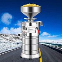 acier inoxydable Livraison gratuite machine à lait de soja / multigrains fonctionnelle fin rectifieuse / machine à pâte de riz mélange efficace