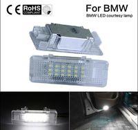 2 stücke Kein Fehler LED Courtesy Tür Licht Ersatzlampe für BMW e39 e53 X5 530d 530i