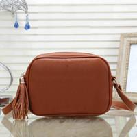 87fda6d4ecb New Arrival. Women Fashion Bag Famous Brand Designer Shoulder Bag Tassel  SOHO ...
