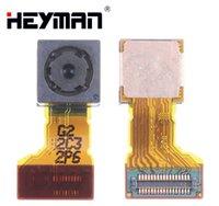 Caméra Module Pour Sony Z L36h c6603 c660x L36i c6602 arrière face à la Caméra flex Plat Câble Pièces de rechange