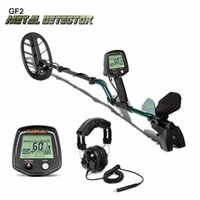 Professional Underground Metal Detector GF2 Treasure Hunter ...