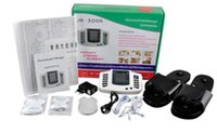 Lcd الإلكترونية نبض مدلك عشرات الوخز بالإبر العلاج آلة الجسم مدلك أدوات مشجعا الكهربائية أعلى جودة بواسطة dhl