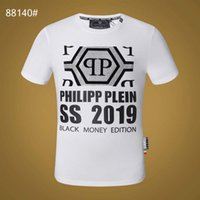 2020 spring and summer luxury European Mallorie Paris 1854 European size T-shirt fashion T-shirt casual men and women cotton T-shirt S49