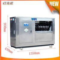 Rendement élevé de 4000pcs / h machine de formation automatique du pain cuit à la vapeur adapté à la famille facile et pratique