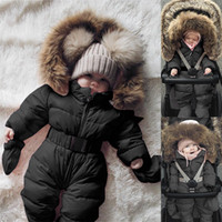 CHAMSGEND Winter Jacket Outerwear Infant Baby Boy Girl Cloth...