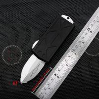 """6 modelli 5.6 """"Exocet Mini Coltello automatico Aero Aero Maniglia in alluminio Pietra CNC Lavaggio D2 Blade Outdoor EDC Strumenti portatili"""