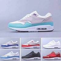 2019 Atomic Teal Sneaker para Hombres Mujeres Lover trainer air 1 Running Sport Shoes