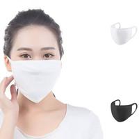 Взрослые многоразовые респираторные маски анти-загрязнение PM2. 5 крышка лица моющаяся пыль хлопок унисекс рот муфель регулируемый