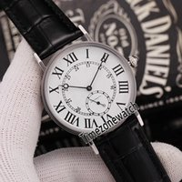 New 40mm Rotond W1550751 Steel Case White Dial Roma Mark Aut...